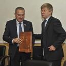 Фотоальбом визита президента РФС в Кировскую область