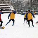 Фото I тура Первенства Кировской области по футболу 'Снежинка' 2013. День второй